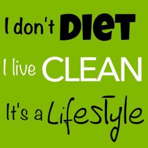 No Estoy a Dieta, Es Un Estilo de Vida
